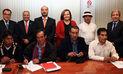 Las Bambas: ministros y alcaldes de Cotabambas acuerdan crear una mesa de diálogo