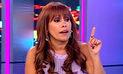 Magaly Medina perdió los papeles y botó de su set a esposo de Olinda Castañeda | VIDEO