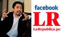 """""""Censura a Facebook de La República es advertencia de posible campaña sucia en 2016"""""""