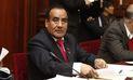 Extrabajador del Congreso dice que Agustín Molina le quitaba parte de su sueldo