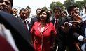 Ana Jara pone en duda precandidatura del exministro Daniel Urresti