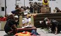 Cusco: así fue la escenificación del entierro del inca Pachacútec| Fotos