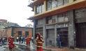 Incendio en Centro de Lima: dos niños fueron rescatados por bomberos | VIDEO