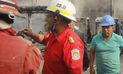 Incendio consume almacén del Callao | VIDEO