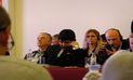 La siesta del alcalde de Arequipa en el Congreso Ciudades patrimonio
