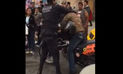 Facebook: serenos atacaron a hombre que defendió a vendedora ambulante