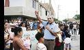 Alcalde Elidio Espinoza y sindicato  de trabajadores chocan por bonos
