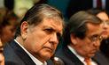 Alan García es el candidato con mayor rechazo según Datum