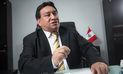 José Luna presentó dos proyectos para reformar las AFP