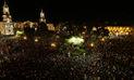 Así celebró Arequipa el campeonato descentralizado logrado por Melgar   FOTOS