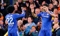 Sin Mourinho, Chelsea ganó 3-1 a Sunderland en Premier League | VIDEO