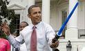 Obama finaliza conferencia para irse a ver 'Star Wars: Episodio VII' | VIDEO