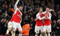 Arsenal ganó 2-1 al Manchester City y acecha el liderato en la Premier League  VIDEO