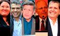 Elecciones 2016: Así evoluciona la intención de voto de los candidatos, según Gfk