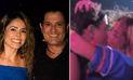 El drama de la mujer que besó a Carlos Vives; su matrimonio está en peligro