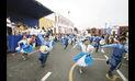 Camila I, la reina que encabezó el multicolor corso de la marinera en Trujillo