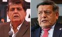 Alan García pide a la Sunat investigar a César Acuña por millonaria donación