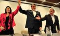 Alan García inscribió fórmula presidencial de Alianza Popular