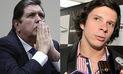 """Alan García considera """"un honor"""" que Mario Hart integre filas de Alianza Popular"""
