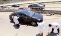 Asesinan a un empresario para robarle US$ 70 mil en la Vía Expresa