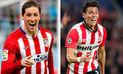 Atlético de Madrid empató 0-0 con el PSV de Holanda en Champions League