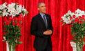 YouTube: Barack Obama dedica romántico poema a su esposa por San Valentín | VIDEO