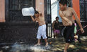 Sedapal pide no desperdiciar agua durante carnavales