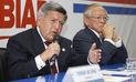 César Acuña no renunciará a la carrera electoral tras salida de Humberto Lay