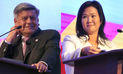 César Acuña y Keiko Fujimori se encuentran en aeropuerto de Piura   VIDEO