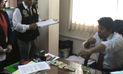 S.J.L.: detienen a fiscal por cobrar coima a taxista a cambio de ayudarlo