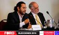 Foro Elecciones 2016: Panelistas califican exposiciones de los participantes | VIDEO