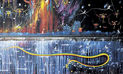 """""""Baile de medianoche"""", exposición del artista Rember Yahuarcani"""