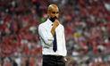 Guardiola juega al misterio con su llegada a la Premier League