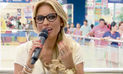 Karina Rivera retorna a la televisión a través de Willax