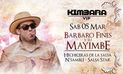 La salsa cubana llega a Lima con 'Bárbaro Fines y su Mayimbe'