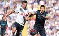 Manchester City no pudo ante el Tottenham y cayó de local 2-1 en Premier League | VIDEO