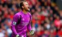 Liverpool vs. Manchester City: el imperdonable 'blooper' de Mignolet para gol de los 'ciudadanos' | VIDEO