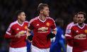 Manchester United igualó 1-1 con Leicester y desperdició chance de ser líder en Premier League | VIDEO