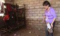 1700 familias sufren daños en Arequipa por copiosas lluvias