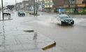Lluvias inundan 20 casas y hacen colapsar desagües en Puno