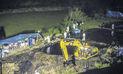 Otro derrame de petróleo alarma a la población de Jaén