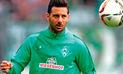 Claudio Pizarro reveló por qué rechazó las ofertas del Real Madrid y del Villarreal