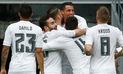 Real Madrid derrotó por 4-2 al Athletic de Bilbao y escala posiciones en la Liga BBVA | VIDEO