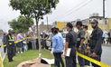 Profesora muere atropellada por una furgoneta en Ate