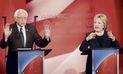 Sanders y Clinton se pelean por ser el más prolatino