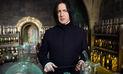 Alan Rickman, el maestro de 'Harry Potter' murió