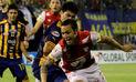 Santa Fe es finalista de la Copa Sudamericana tras igualar 0-0 con Sportivo Luqueño