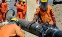Se inició soldadura de tubos de Cusco-Anta que llevará el gas natural de Camisea