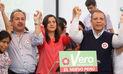 """Verónika Mendoza: """"Cumpliremos con el incremento periódico de remuneración mínima vital"""""""