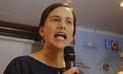 Verónika Mendoza propone regular contenidos de la televisión y fomentar programas culturales   VIDEO